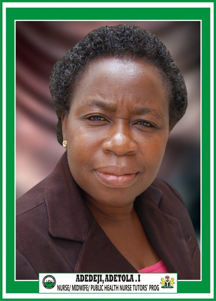 Mrs. Adetola Iyabo Adedeji